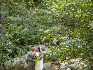 Photographing Christina + Hieu wedding at Saratoga Springs