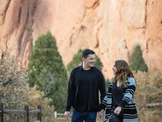 Top 5 photoshoot tips at Garden of The Gods in Colorado Springs