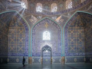 7 weeks traveling through Iran: Isfahan
