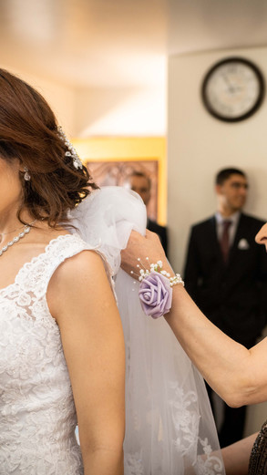 Photographed and celebrated with Ranim & Benet at Black Forest by Wedgewood Weddings