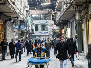 7 weeks traveling through Iran: Tehran part II (Tehran's Grand Bazaar)