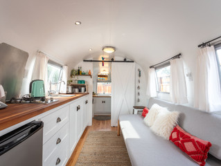 Photoshoot California Airstream | Halfmoon Bay, California | Real Estate and Architectural Photograp