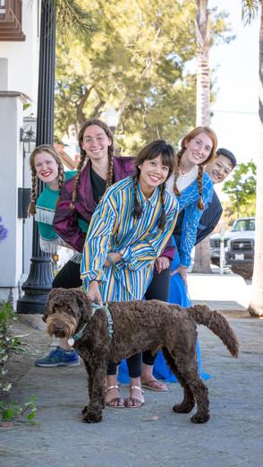 Family Photoshoot in Santa Cruz