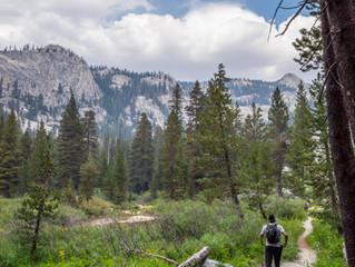 Vermilion, John Muir Trail, and Z's 30th Birthday