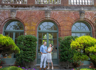 Photographed Milo & Mileen's engagement party at Filoli in Woodside, California