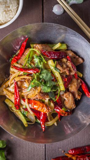 Shanghai Cuisine Food Photography