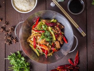 Shanghai Cuisine Food Photography