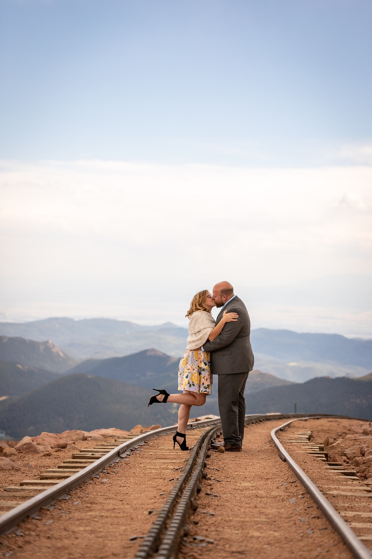 Pikes Peak Engagement