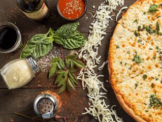 Food Photoshoot for Bibo's NY Pizza