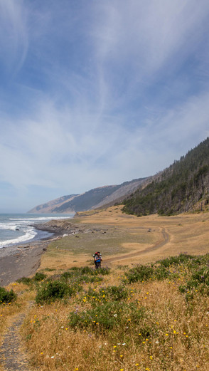 3 Day 2 Night Backpacking trip at The Lost Coast Trail
