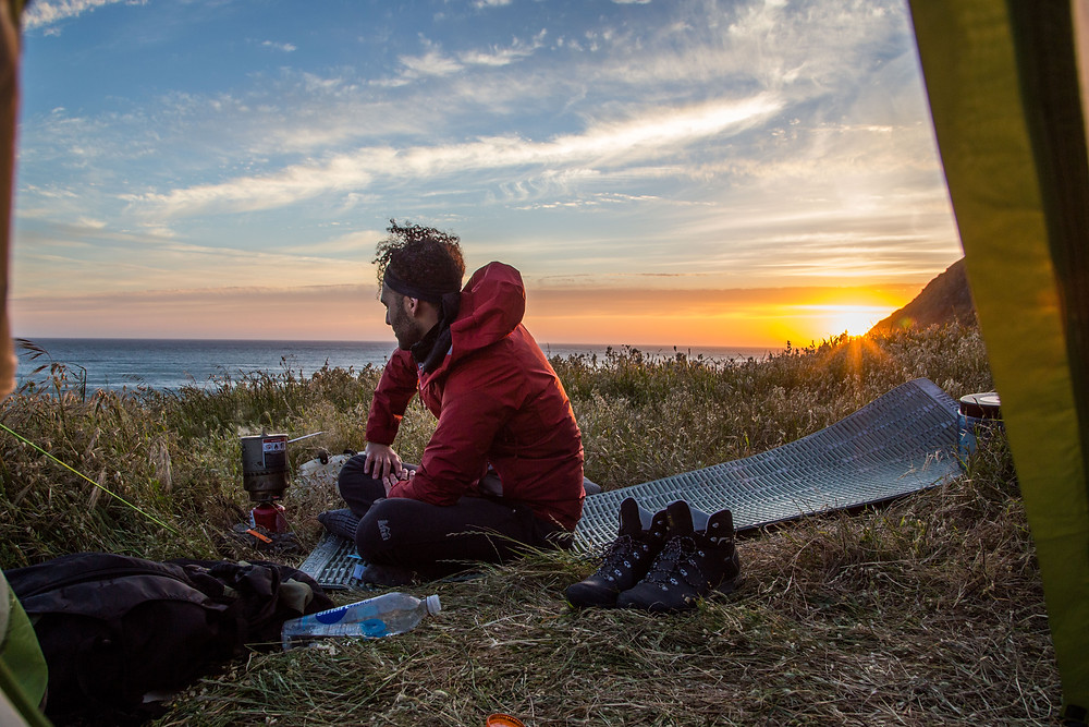 The Lost Coast Trail Bobak Radbin