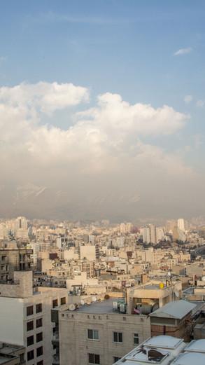 7 weeks traveling through Iran: Tehran part I