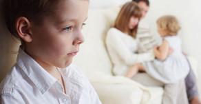Многодетные семьи. Соперничество между детьми.
