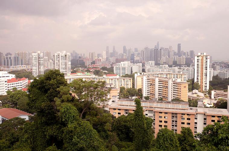 L'OFFICIEL VOYAGE - Singapour (city & nature), 2018