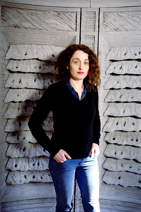 Eva Jospin for AD, 2018