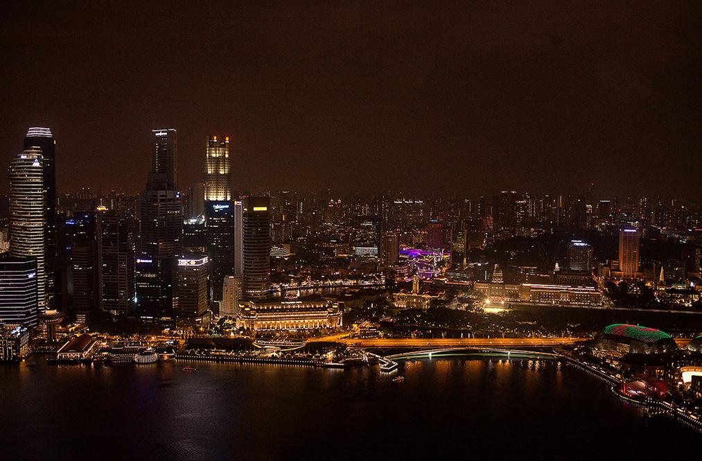 - Singapour (city & nature), 2018