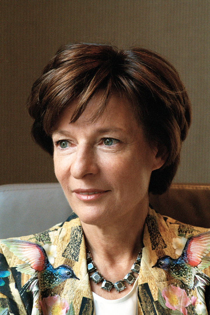 Patricia Barbizet for M Le Monde, 2013 2