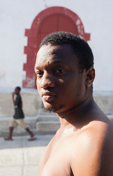 Raphden Laurent for L'INSTITUT FRANCAIS, 2011