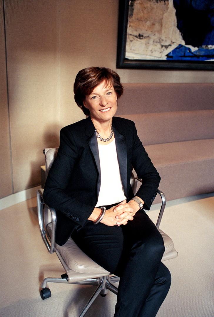 Patricia Barbizet for M Le Monde, 2013 1
