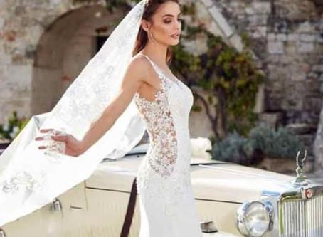 Un bridal look perfetto