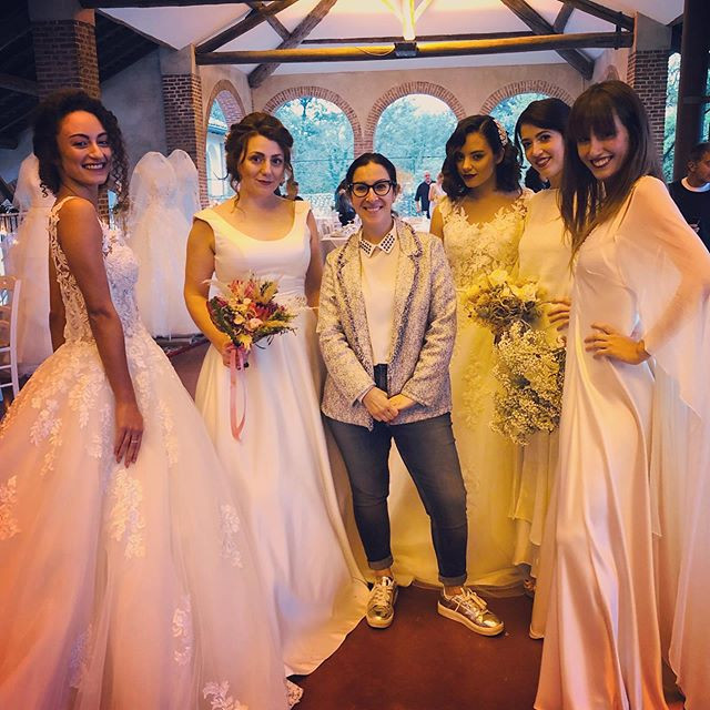 Tra le mie super models ❤️ un Wedding co