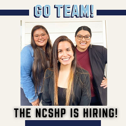 THE NCSHP IS NOW HIRING!.jpg