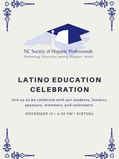 Latino Education Celebration!