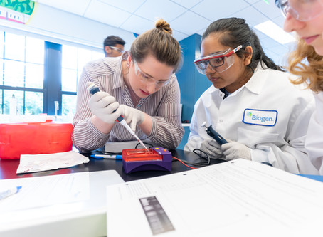 Biogen-MIT Biotech: Virtual Summer Lab
