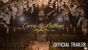 Carrie & Matthew. The Plaza