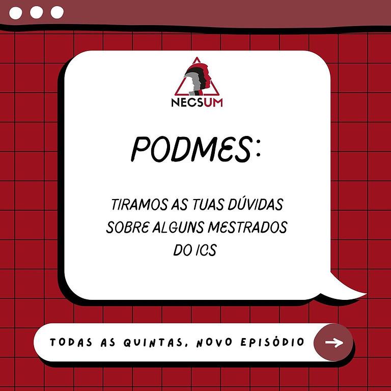 PodMes (Podcast+Mestrado)