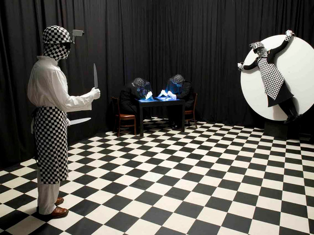The Checkered Canteen (Killing Time) IV