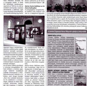 Somorja és Vidéke XVIII. évfolyam 11. szám 2008 november