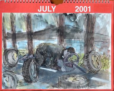 Calendar VII