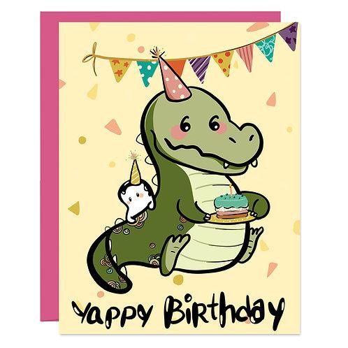 Mini Dino Birthday