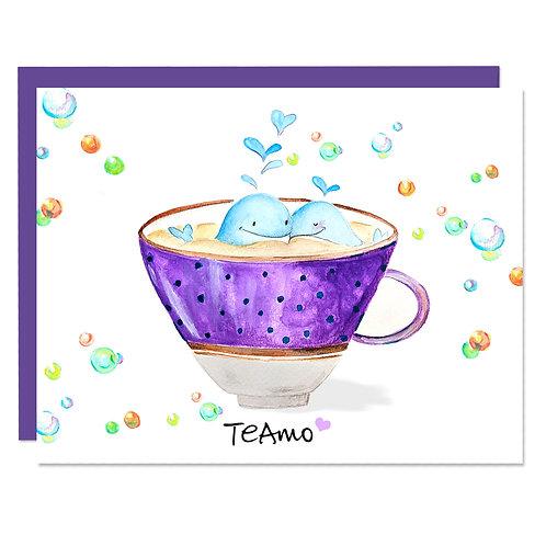 TeAmo (I Love You) - Card