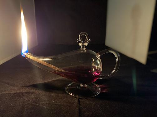 THE OMEGA LAMP