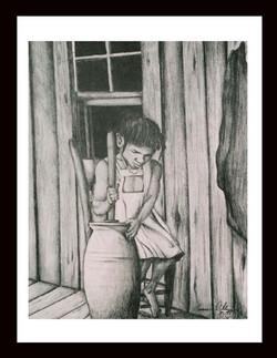 """The Churn"" 16x20 Limited Edition Print"
