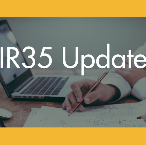 Our Position on Changes to IR35 in the Private Sector