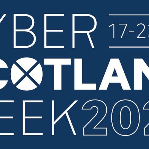 Celebrating Cyber Scotland Week 2020