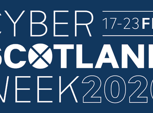 Celebrating Cyber Scotland Week 2020