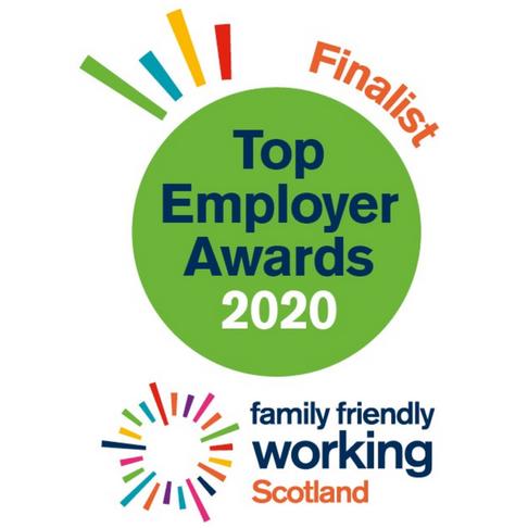 Top Employer Awards 2020 Finalist!
