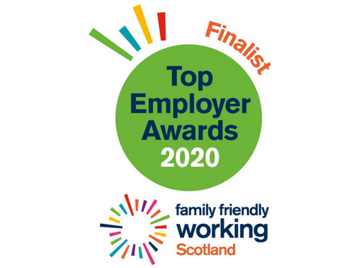 Top Employer Awards 2020 Finalist!