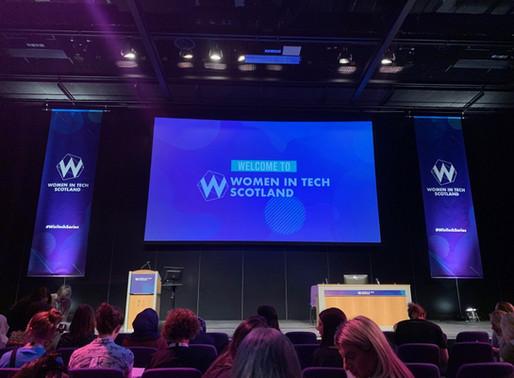 Women in Tech Scotland Reflections