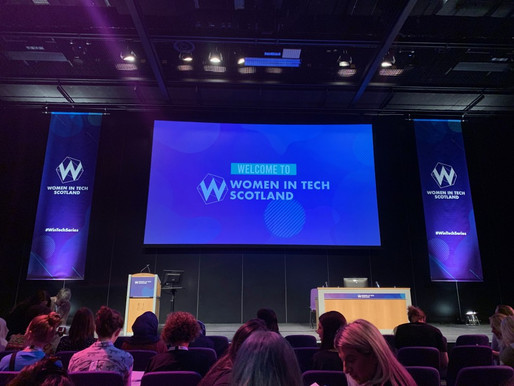Women in Tech Scotland Reflections