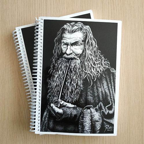 Cuaderno Gandalf