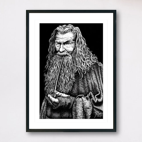 GANDALF-byMari.art