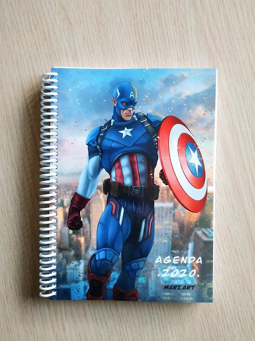 Agenda 2020 Cap.América