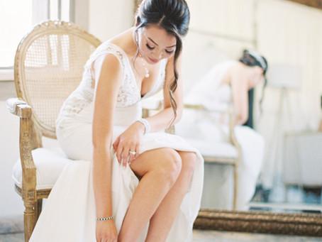 Laura + Edgar - Cielo Farms Wedding