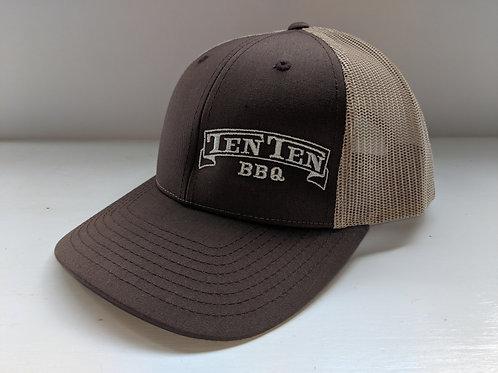 Side Logo Trucker Hat