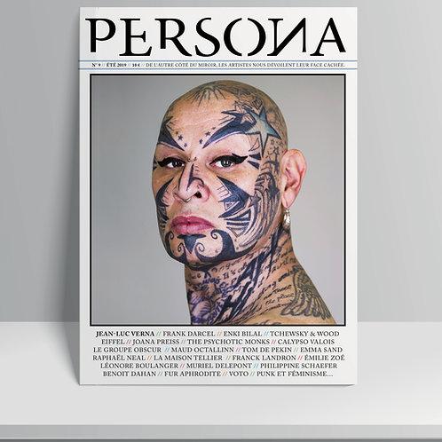 PERSONA N°9 // Été 2019
